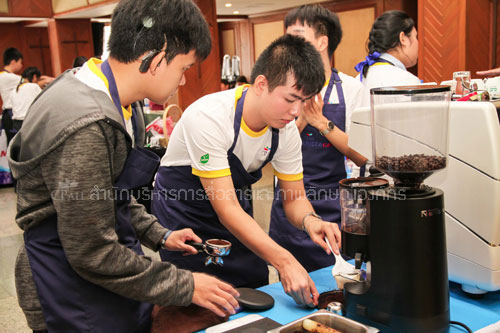Young Barista Camp_